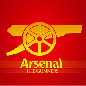 Gambar Logo The Gunners