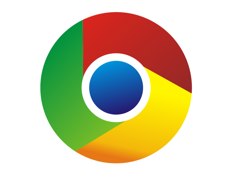 Latihan Coreldraw Membuat Logo Google Chrome