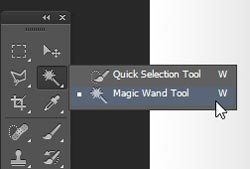 Mengulas Fungsi Magic Wand Tool Photoshop