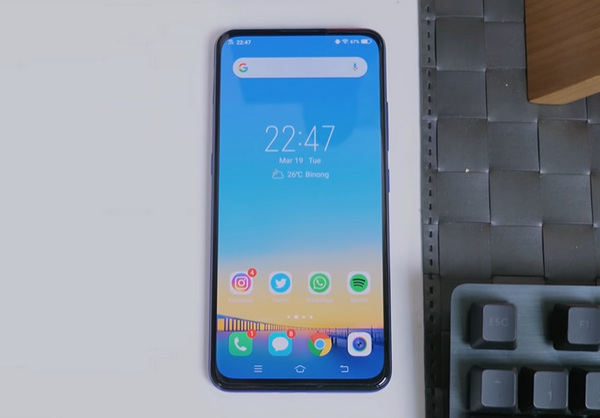 hp android tanpa notch