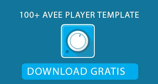 100+ Template Avee Player Gratis Download Banyak Pilihan